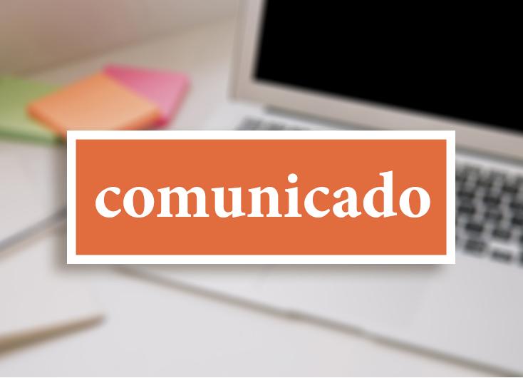 Comunicado: prorrogado o período de realização de dois cursos EaD