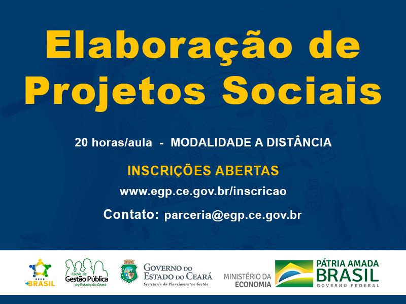Ministério da Economia e EGPCE lançam curso EaD
