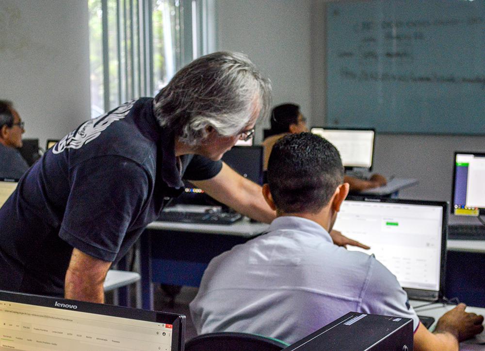Seplag e EGPCE iniciam capacitação para o Plano Operativo 2020