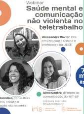 #ÍrisLabGov – Saúde mental e comunicação não violenta no teletrabalho