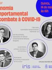 #ÍrisLabGov – Economia comportamental no combate à COVID-19
