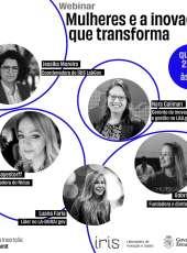 #IrisLabGov – Mulheres e a inovação que transforma