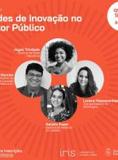 #IrisLabGov – Redes de Inovação no Setor Público