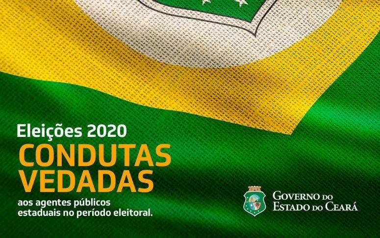 Governo do Ceará disponibiliza cartilha de Condutas Vedadas aos Agentes Públicos Estaduais no Período Eleitoral